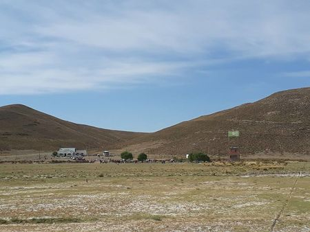 Oruro Golf Club Cover Picture