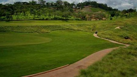 Overview of golf course named Club Campestre Cuscatlan