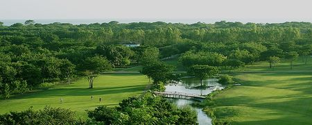 Overview of golf course named Hacienda Iguana Golf and Beach Club