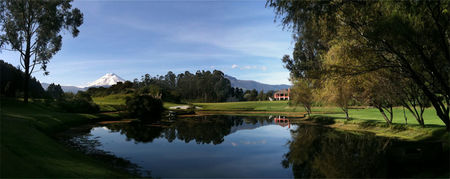 Overview of golf course named Los Cerros Golf Club