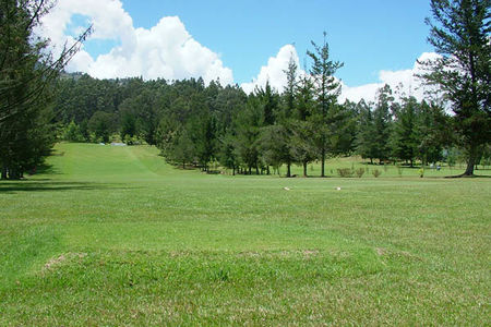 Overview of golf course named Cuenca Golf Club