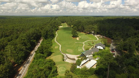 Overview of golf course named The Aiken Golf Club