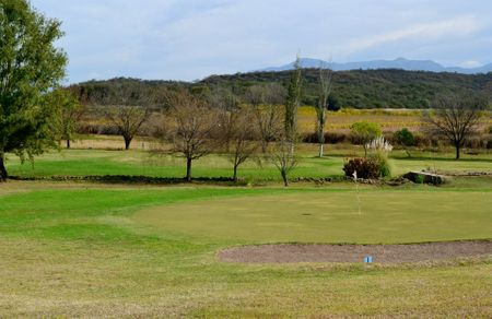 Overview of golf course named La Maroma Country Club
