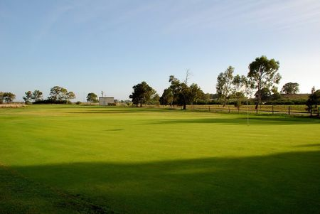 Overview of golf course named Golf Club Puerto Belgrano