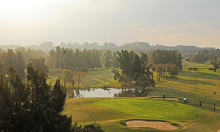 Overview of golf course named Pacheco Golf Club