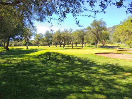Overview of golf course named Posada Del Sol Golf Club and Resort