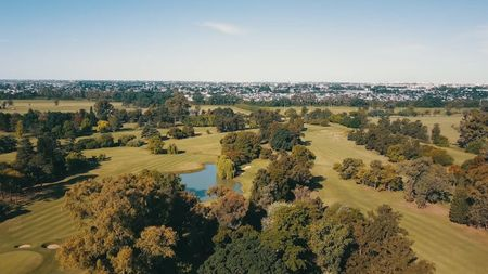 Overview of golf course named Hurlingham Golf Course