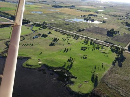 Overview of golf course named Laprida Golf Club