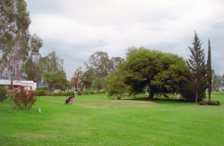 Overview of golf course named La Loma Golf Club