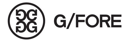 Logo of golf brand G/FORE