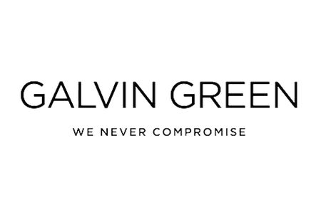Logo of golf brand Galvin Green