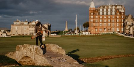 Seamus Golf cover