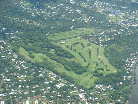 Overview of golf course named Royal Samoa Country Club