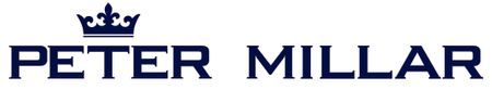Logo of golf brand Peter Millar