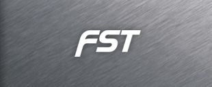 Logo of golf brand FST