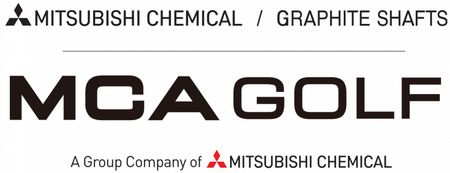 Logo of golf brand Mitsubishi