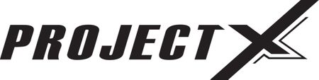 Logo of golf brand Project X