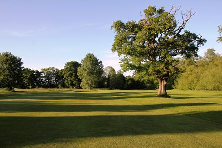 The South Buckinghamshire Golf Course Cover