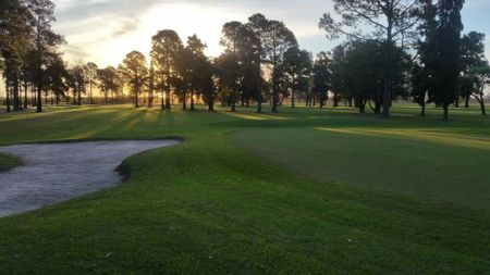Overview of golf course named Los Molinos Country Club