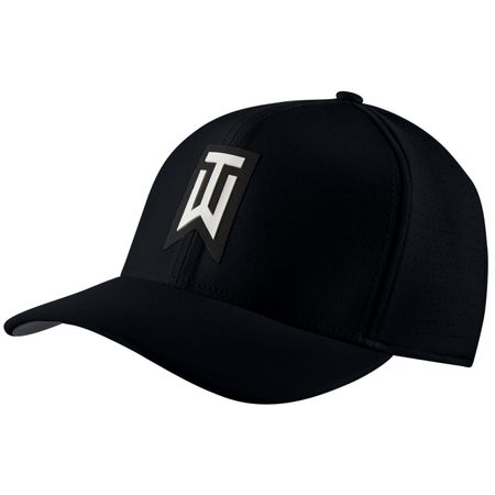 Golf undefined TW Aerobill Classic 99 Cap Black/Anthracite - 2019 made by Nike