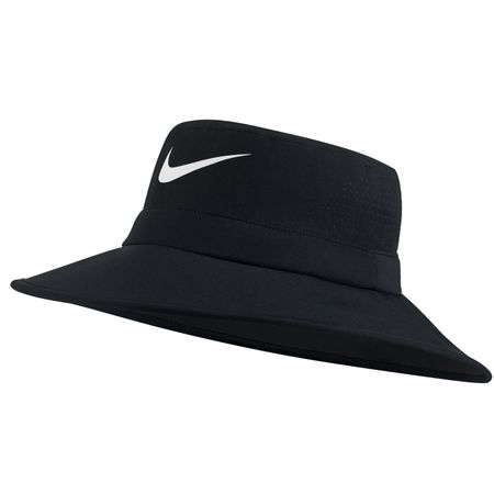 Cap UV Bucket Hat Black/Wolf Grey - SS19 Nike Golf Picture