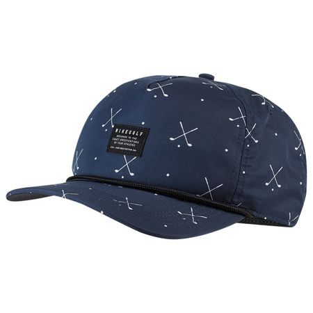 Golf undefined Aerobill Classic 99 Print Cap Obsidian - SS19 made by Nike Golf