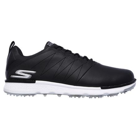 Golf undefined Skechers GO GOLF Elite V.3 Men's Golf Shoe - Black/White made by Skechers
