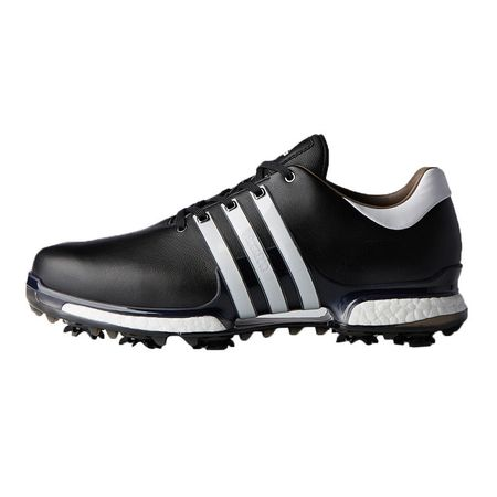 Shoes adidas TOUR 360 2.0 Men's Golf Shoe - Black/White Adidas Golf Picture