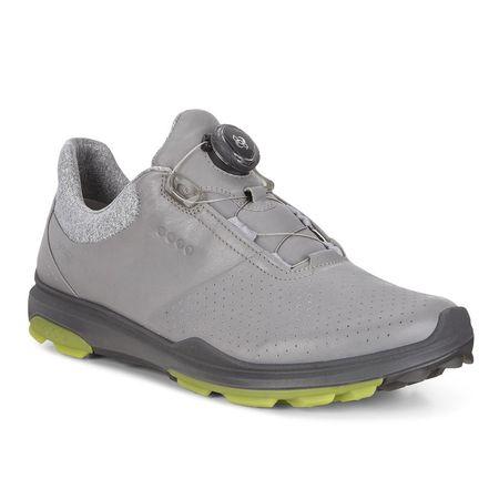 Golf undefined ECCO BIOM Hybrid 3 BOA Men's Golf Shoe - Grey made by ECCO