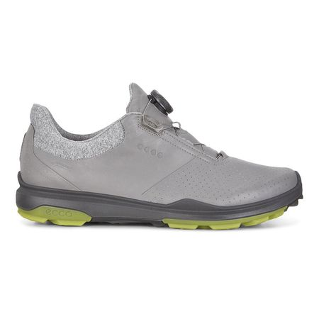 Golf undefined ECCO BIOM Hybrid 3 BOA Men's Golf Shoe - Grey made by ECCO