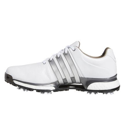 Golf undefined TOUR360 XT Men's Golf Shoe - White/Silver made by Adidas Golf