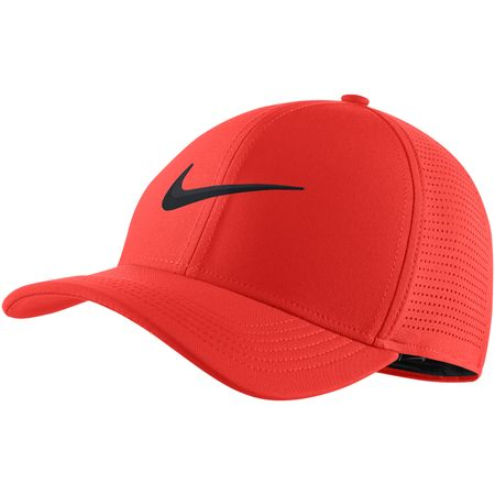 Golf undefined Aerobill Classic 99 Cap Habanero Red/Anthracite - SS19 made by Nike Golf