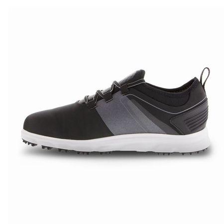 Shoes SuperLites XP Men's Golf Shoe - Black/Grey FootJoy Picture