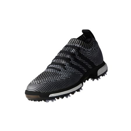 Golf undefined adidas TOUR 360 Knit Men's Golf Shoe - Black made by Adidas Golf