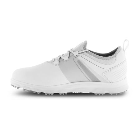 Golf undefined SuperLites XP Men's Golf Shoe - White/Grey made by FootJoy