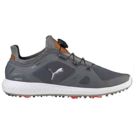 Golf undefined PUMA IGNITE PWRADAPT DISC Men's Golf Shoe - Grey made by Puma Golf