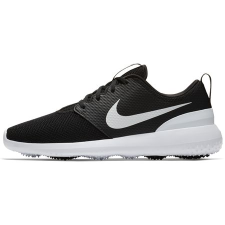 Shoes Nike Roshe G Men's Golf Shoe - Black/White Nike Golf Picture