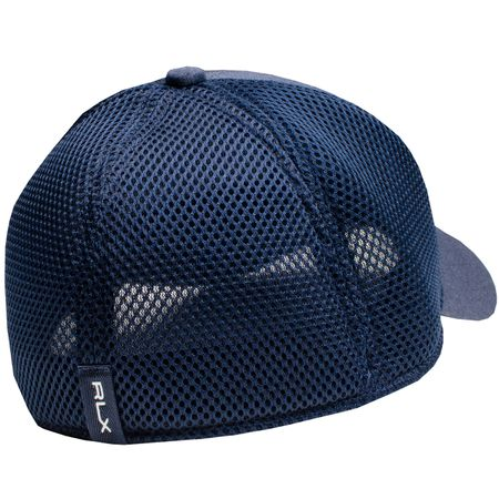 Golf undefined Flexfit Poly Twill Cap Winter Navy - AW18 made by Polo Ralph Lauren