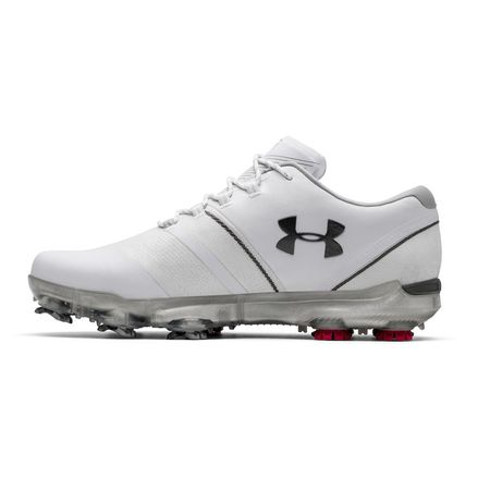 Shoes Spieth 3 Men's Golf Shoe - White Under Armour Picture