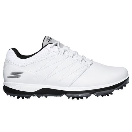 Golf undefined GO GOLF Pro V.4 Men's Golf Shoe - White/Black made by Skechers