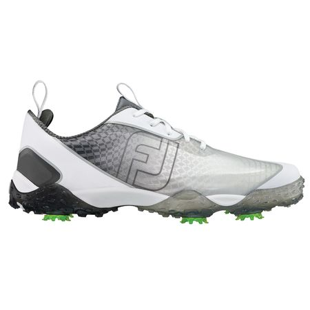 Golf undefined FootJoy Freestyle 2.0 Men's Golf Shoe - Charcoal/White (Previous Season Style) made by FootJoy