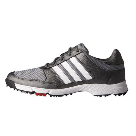 Shoes adidas Tech Response Men's Golf Shoes - Silver Adidas Golf Picture