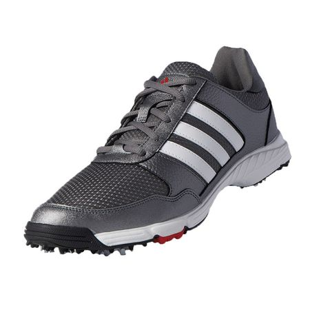 Golf undefined adidas Tech Response Men's Golf Shoes - Silver made by Adidas Golf