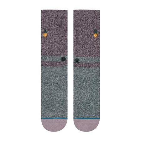 Golf undefined Foundation Slice Crew Black - 2018 made by Stance