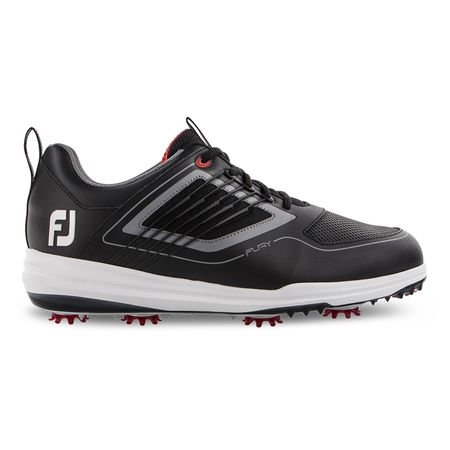 Shoes FURY Men's Golf Shoe - Black FootJoy Picture