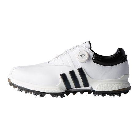 Shoes adidas TOUR 360 EQT Boa Men's Golf Shoe - White/Black Adidas Golf Picture