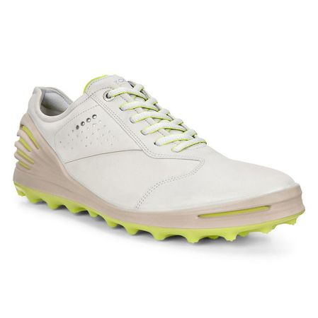 Golf undefined ECCO Cage Pro Men's Golf Shoe - Light Grey made by ECCO