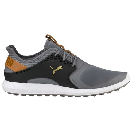 Golf undefined PUMA IGNITE PWRSPORT Men's Golf Shoe - Grey/Black made by Puma Golf