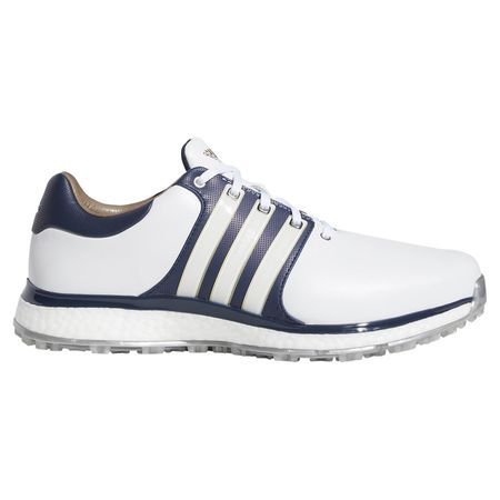 Golf undefined TOUR360 XT-SL Men's Golf Shoe - White/Navy made by Adidas Golf