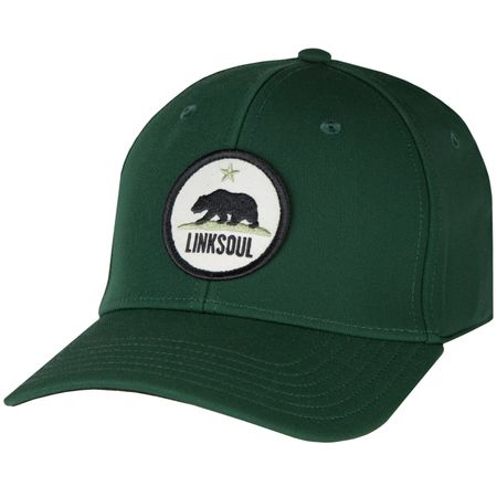 Golf undefined Waterproof California Patch Cap Pine - AW18 made by Linksoul